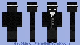 Muzzy Minecraft Skin