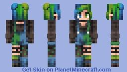M a l a c h i t e Minecraft Skin