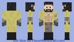 Roger of Mobile Legends ~ Request Minecraft Skin