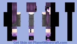 Winona Shilang Minecraft Skin