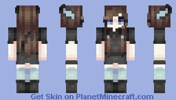 Requested Skin Minecraft