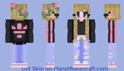 addidas girl? have fun Minecraft Skin