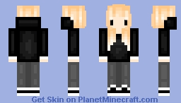 Srry Haven't uploaded in a while XD Minecraft Skin