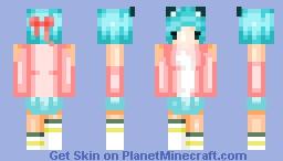 ~Stomach Ache~ Minecraft Skin