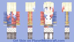harley quinn~ Minecraft Skin