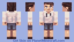 selfie xd Minecraft Skin