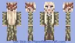 Elvenking Thranduil Minecraft Skin