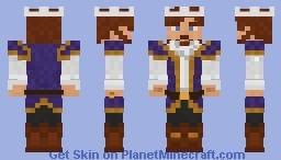 André von Rist (nobleman) www.medievalcraft.de Minecraft Skin
