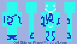 anna lul 123 Minecraft Skin