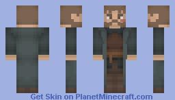 Euron Greyjoy Minecraft Skin