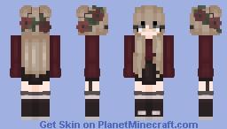Autumn♥ Minecraft Skin