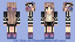 Leabi || Request Minecraft Skin