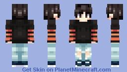 min yoongi . bts Minecraft Skin