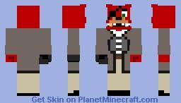 Jordan Astley Minecraft Skin