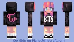 you don't underSTANd !!!! Minecraft Skin