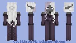 Dark Elfess [LoTC] Minecraft Skin