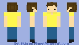 Morty Smith - Rick and Morty Minecraft Skin