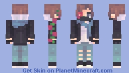 difference Minecraft Skin