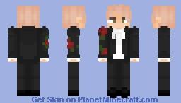 a priceless rose Minecraft Skin