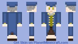 Ramon Zalasar (Resident evil 4) Minecraft Skin
