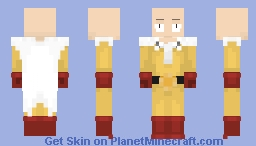 Saitama (One Punch Man) Minecraft