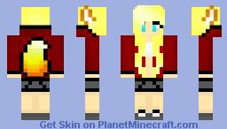 Kapazzle custom Minecraft Skin