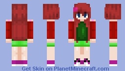 Rose Alison Robbinzons *Adopted by Beverly Minecraft Skin