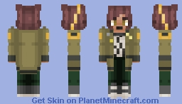 Amanda Minecraft Skin