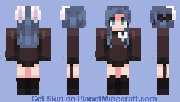 uh Minecraft Skin