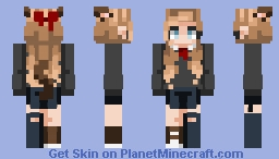 Take me as I am, don't try to change me. Minecraft Skin