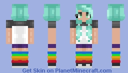 Riley Anne Hoffle Minecraft Skin
