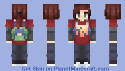 Endure and Survive Minecraft Skin