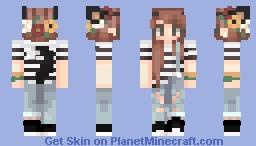 skylar ~ Minecraft Skin