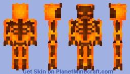 Surtur | Thor Ragnarok Minecraft Skin
