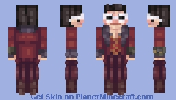 The Final Pam - Episode 2 (alts in desc) Minecraft Skin