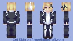 walking taser // looks a small bit better in 3d Minecraft Skin