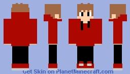 Tord Larrson Minecraft Skin