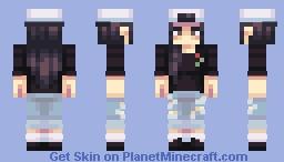 ulzzang Minecraft Skin