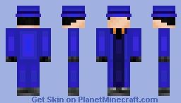 The Question (DC) Minecraft Skin