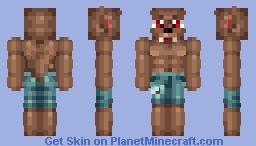 Werewolf [Request] Minecraft Skin