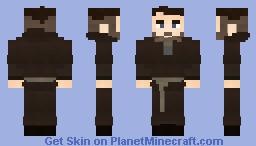 Monk Minecraft Skin
