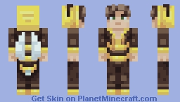 bee guy Minecraft Skin