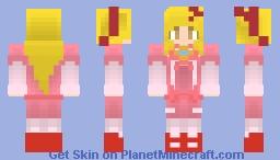 Yamada Elf Sensei (Eromanga-Sensei) Minecraft Skin