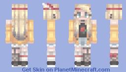 예뻐죽겠네 Minecraft Skin