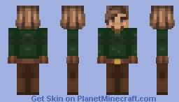 I have a lot to explain. Minecraft Skin