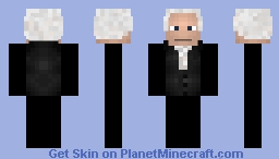 George Washington Minecraft Skin