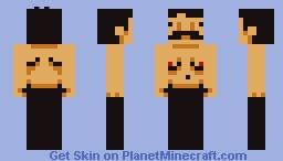 Fardy Minecraft Skin