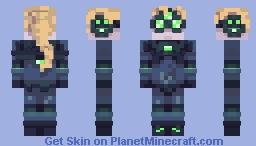 Gunwitch Magic:ops [Dungeon Defenders 2] Minecraft Skin