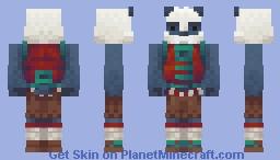 Mr. Panda Minecraft