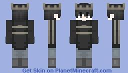 ℜαΠdδm Tryhard Minecraft Skin